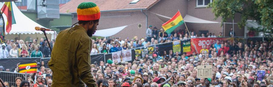 Reggae Jam Festival 2016