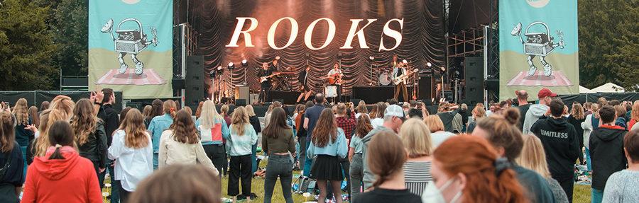Ein bisschen wie Festival - Picknick Konzerte mit Giant Rooks, Gentleman & Joris